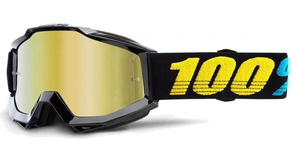 100% Accuri Anti-Fog Mirror Lens Goggle Gr. unisize virgo