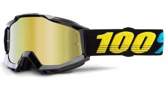 100% Accuri Anti-Fog Mirror Lens Goggle 型号 均码