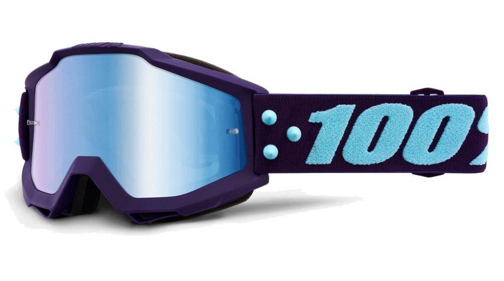 100% Accuri Anti-Fog Mirror Lens Goggle Gr. unisize maneuver