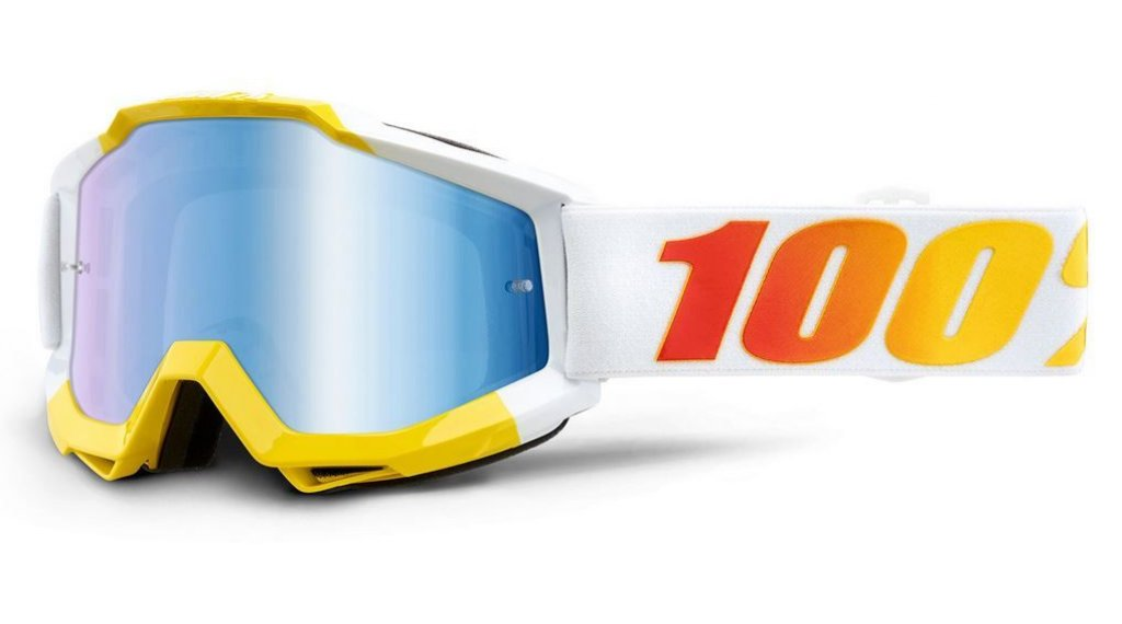 100% Accuri Anti-Fog Mirror Lens Goggle Gr. unisize astra