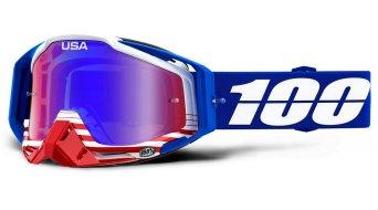 100% Racecraft Goggle Anthem (Anti-Fog Mirror Lens)