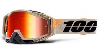 100% Racecraft Goggle Poliet (Anti-Fog Mirror Lens)