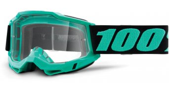 100% Accuri Gen. 2 Goggle unisize (Anti-Fog-Clear-Lens)