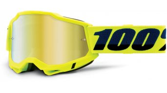 100% Accuri Gen. 2 Goggle 型号 均码 (Anti-Fog Mirror Lens)