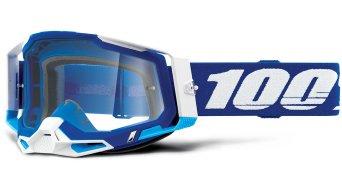 100% Racecraft Gen. 2 Goggle 型号 均码 (Anti-Fog Clear Lens)