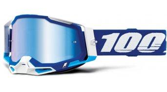 100% Racecraft Gen. 2 Goggle 型号 均码 (Anti-Fog Mirror Lens)