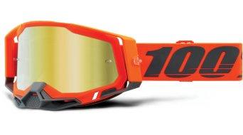 100% Racecraft Gen. 2 Goggle unisize (Anti-Fog-Mirror-Lens)
