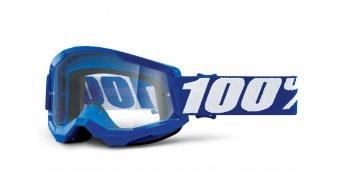 100% Strata Gen. 2 Goggle 型号 均码 (Anti-Fog Clear Lens)