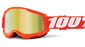 100% Strata Gen. 2 Goggle 型号 均码 (Anti-Fog Mirror Lens)