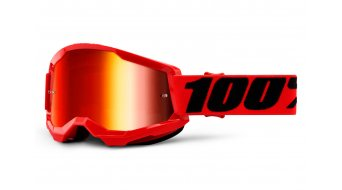 100% Strata Gen. 2 Goggle unisize (Anti-Fog-Mirror-Lens)
