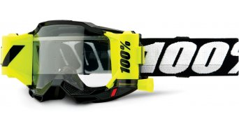100% Accuri Forecast Gen. 2 (with Film system ) kids/Youth Goggle size_ unisize _black