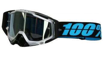 100% Racecraft Plus Goggle (Anti-Fog Injected-Mirror Lens)