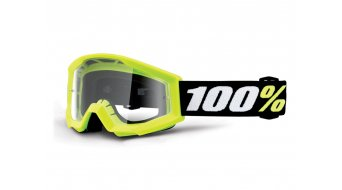 100% Strata Mini Goggle (Anti-Fog Clear Lens)