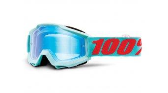 100% Accuri Goggle maldives (Anti-Fog mirror lens)