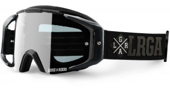Loose Riders C/S Goggle univerzální velikost black (Mirror-lense)