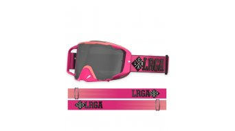 Loose Riders Pink Goggle unisize pink