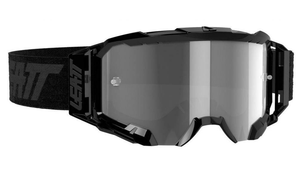 Leatt Velocity 5.5 Goggle Gr. unisize black/light grey (anti fog lense)