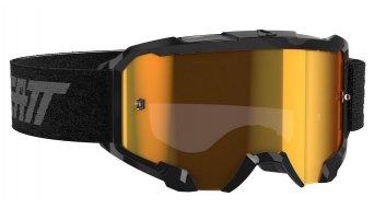 Leatt Velocity 4.5 Iriz Goggle 型号 均码 (anti fog lense)