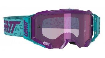 Leatt Velocity 5.5 Iriz Goggle (anti fog mirror lense)