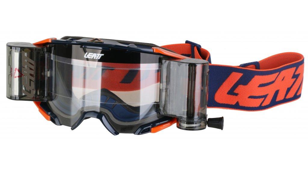 Leatt Velocity 6.5 Goggle Roll-Off 橙色/ink