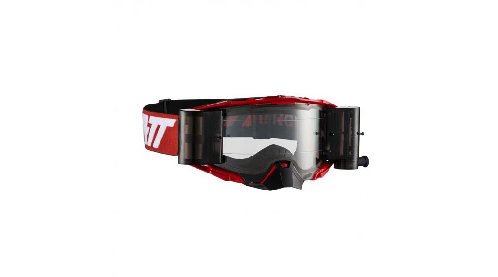 Leatt Velocity 6.5 Goggle Roll-Off red/white