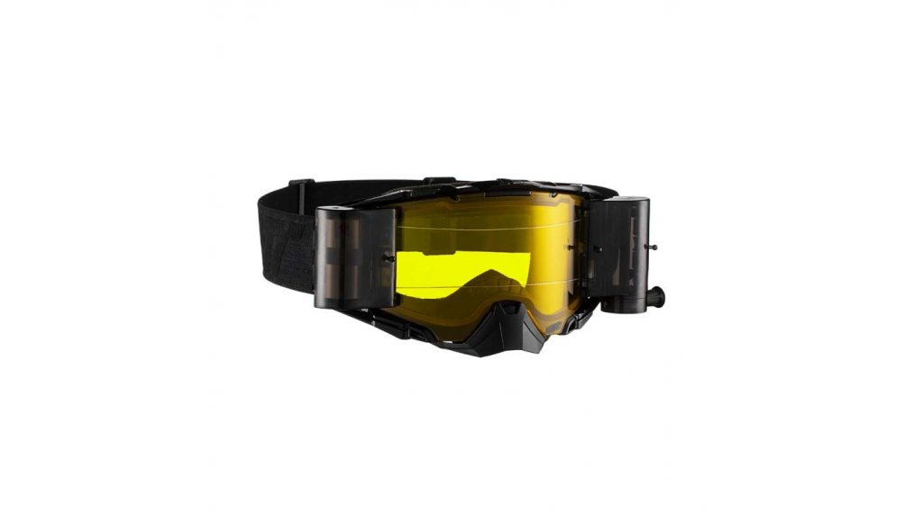 Leatt Velocity 6.5 Goggle Roll-Off black/grey