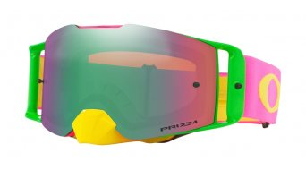 Oakley Front Line PRIZM MX Goggle flo 粉色 yellow/prizm mx jade