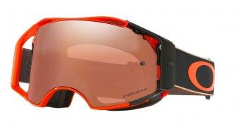 Oakley Airbrake PRIZM MX Goggle dungey sig fastlines orange/prizm mx black