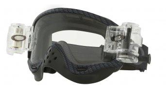 Oakley O-Frame MX Goggle Roll-Off true 碳纤维/roll-off clear