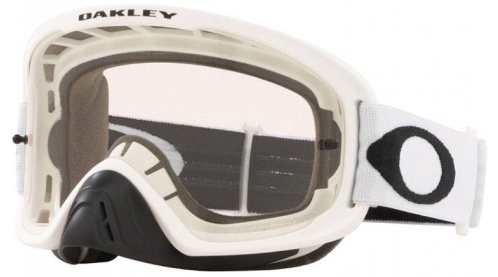 Oakley O-Frame 2.0 Pro MX Goggle matte white/clear
