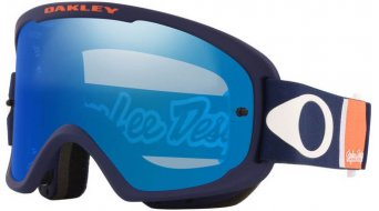 Oakley O-Frame 2.0 Pro MTB Goggle Troy Lee Designs Series patriot red white blue/black ice iridium