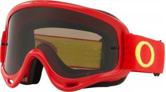 Oakley O-Frame MX Goggle red yellow/dark grey