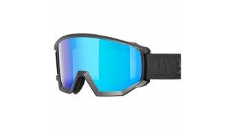 Uvex Athletic Colorvision Goggle black matt//colorvision