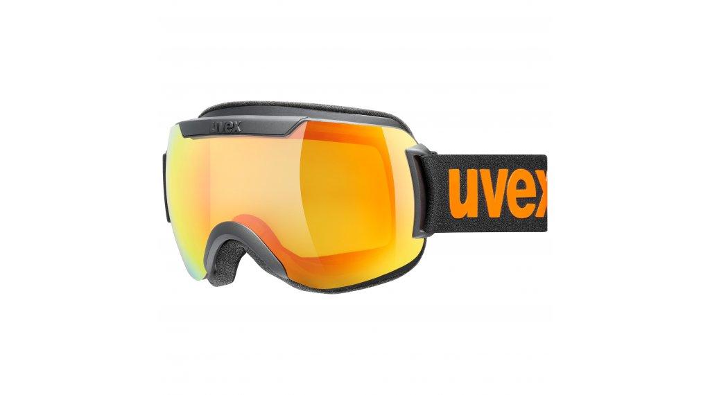 Uvex Downhill 2000 Colorvision Goggle black SL//colorvision orange-yellow