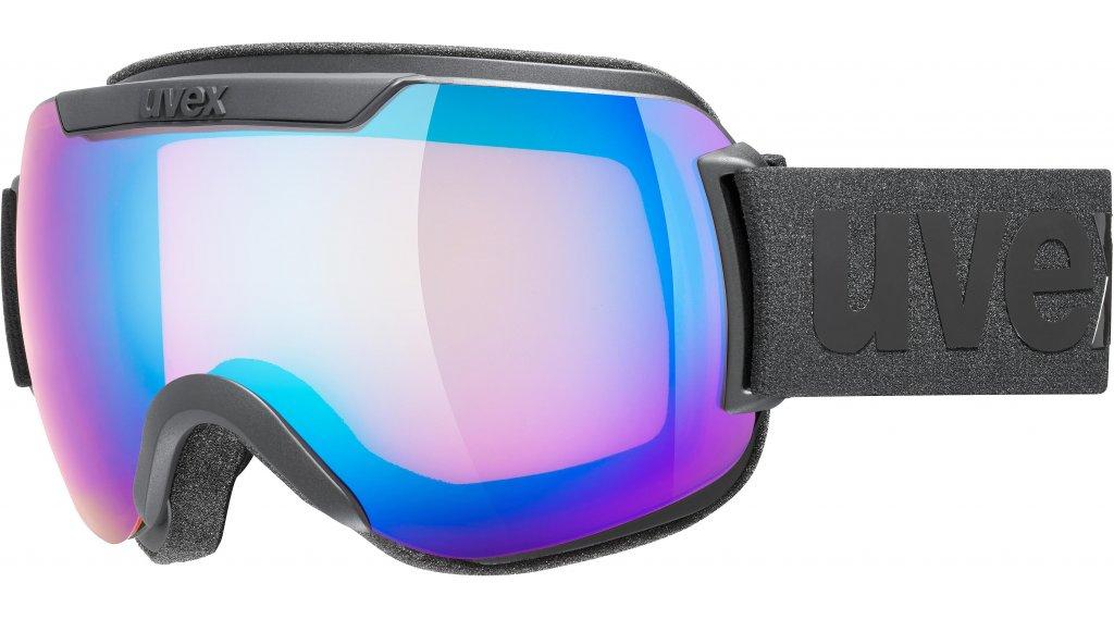 Uvex Downhill 2000 Colorvision Goggle black SL//colorvision blue-orange