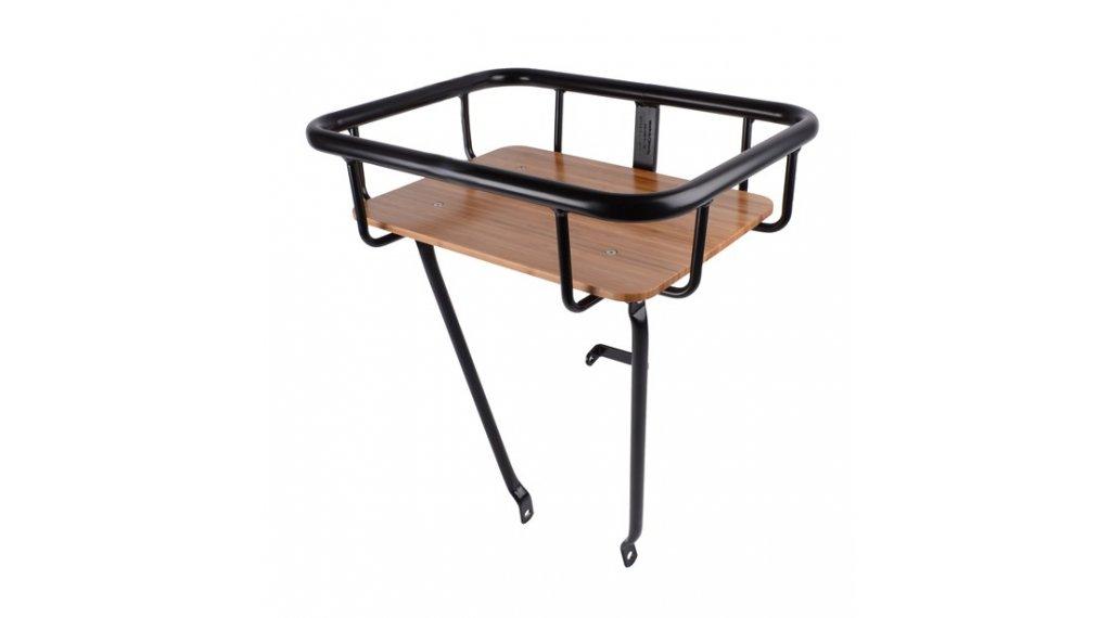 atran velo jumbo basket roue avant porte bagage 26 28 noir. Black Bedroom Furniture Sets. Home Design Ideas