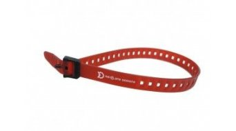 Revelate Designs Washboard Strap Spanngurt 500mm red (5 Stk.)