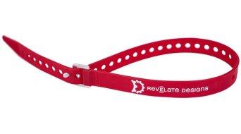 Revelate Designs Washboard Strap pulpo de sujeción 500mm rojo