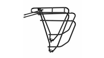 Tubus Logo rueda trasera-portaequipajes 26/28 negro(-a)