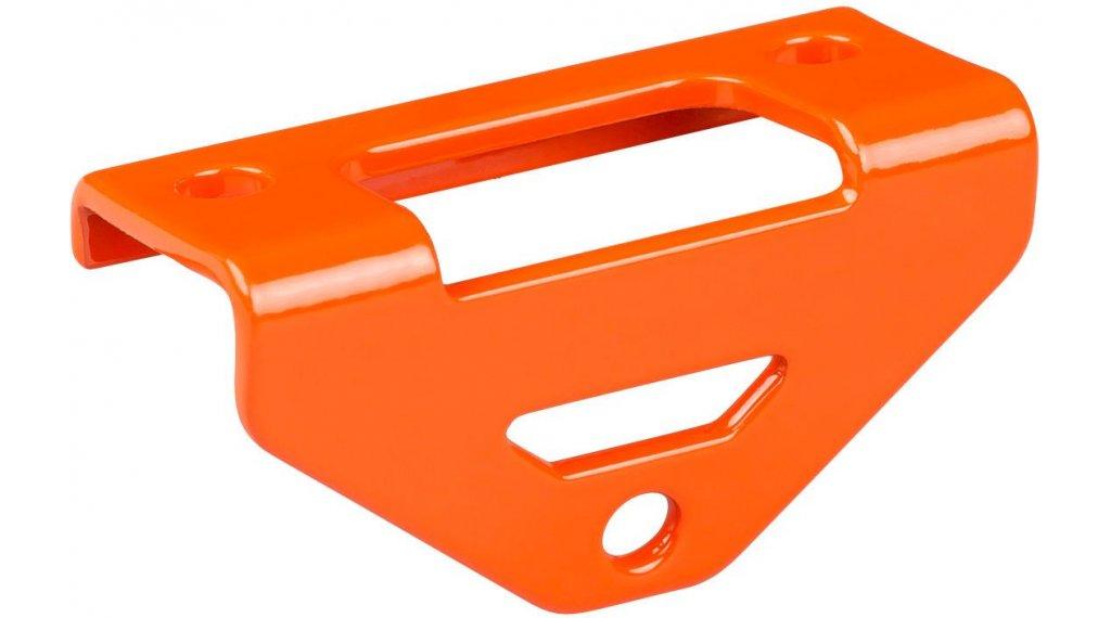 Trek Rücklichthalterung (Gepäckträgerzubehör für Reiserad 1120) orange