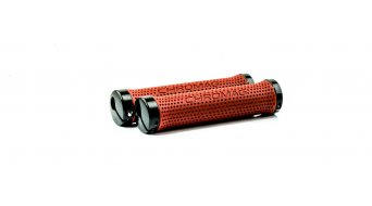 Chromag Basis Lock-On Griffe red/black