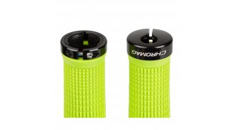 Chromag Squarewave Lock-On Griffe tight green