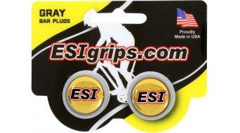 ESI Bar Plugs Lenkerendstopfen gray