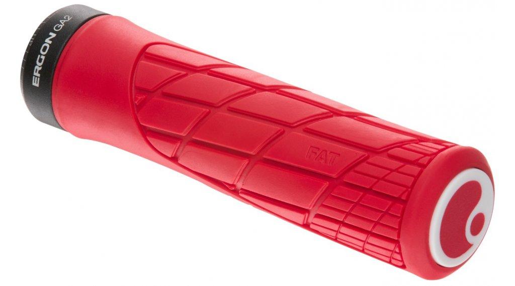 Ergon GA2 Fat Griffe risky red