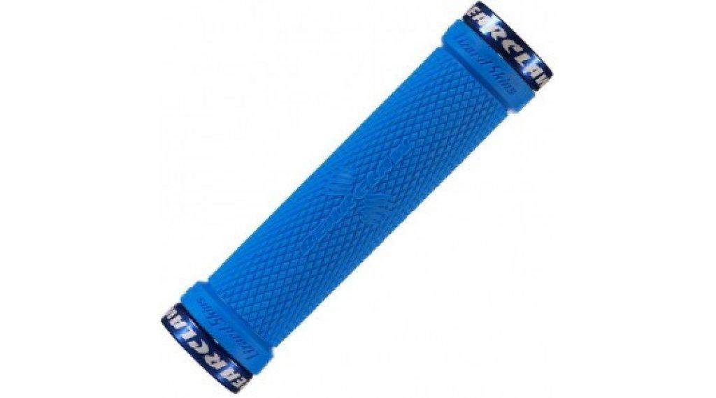 Lizard Skins Bearclaw Lock-On 把手 ice blue/black