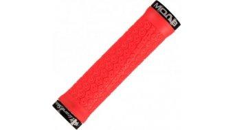Lizard Skins Moab Lock-On 手柄 130x31.0mm fire red/black