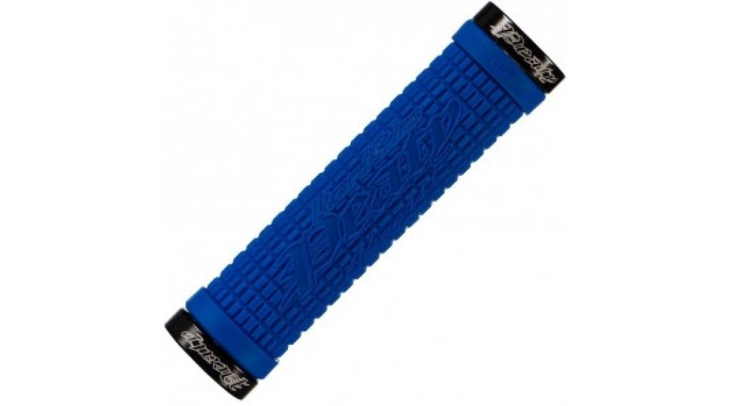 Lizard Skins Peaty Cheers Lock-On Lenkergriffe electric blue/black