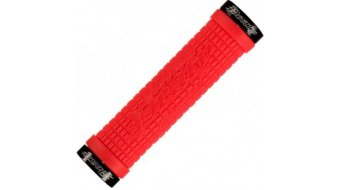 Lizard Skins Peaty Cheers Lock-On Lenkergriffe fire red/black