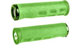 ODI F-1 Series Dread Lock Lock-On MTB-Griffe 2.1 grün