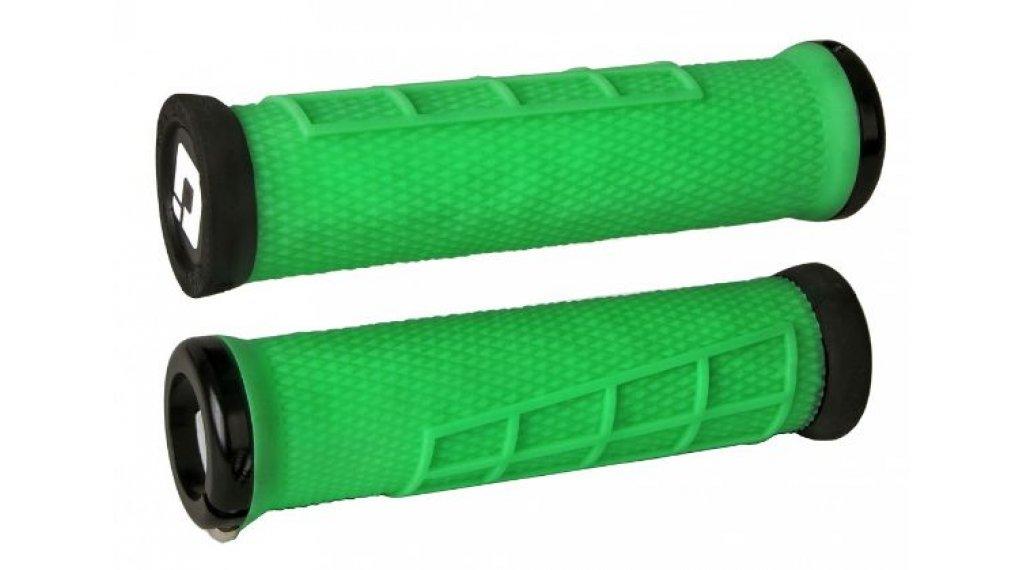 ODI Elite Flow Lock-On 2.1 MTB-Griffe 130mm grün/schwarz